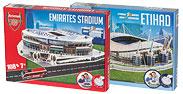 Football Stadium Puzzles